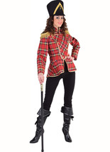 Scottish Soldier -  Circus Jacket  / Majorette / Dance Jacket    - sizes... - $36.28+