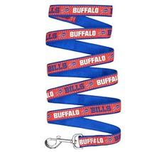 PREMIUM PET LEASHES - NFL BUFFALO BILLS Pet Leash, SIZE: Medium, Great F... - $10.88