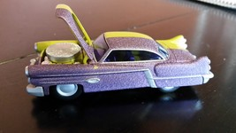 Dc Comics 2 Tone Car Corgi 4 And 1/2 Inch - $9.99