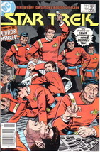 Classic Star Trek Comic Book #10, DC Comics 1985, NEAR MINT NEW UNREAD - $4.99