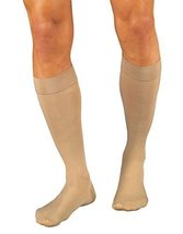 Jobst Relief Knee High Moderate Compression 15-20, Closed toe Silky Beig... - $30.25
