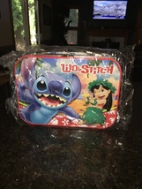 New! Disney lilo and stitch metal lunch box - $14.99