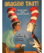 Imagine That! How Dr. Seuss Wrote The Cat In The Hat; Picture Book - $11.99