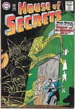 House of Secrets Comic Book #64 DC Comics 1964 FINE-/FINE - $17.34