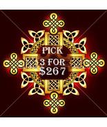 FRI-SUN PICK 3 IN THE STORE $267 INCLUDES NO DEALS MYSTICAL TREASURE - $0.00