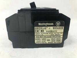 Westinghouse HQCA3070 Circuit Breaker 3P 240VAC 70A Type Hqca - $56.06