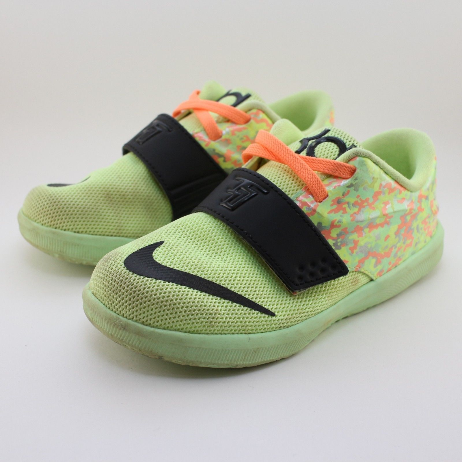 a9779f46b199 ... official nike kevin durant kd 7 easter lime black and 30 similar items.  57 be7ae