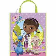 """Doc McStuffins Loot Favors Party Tote Bag 11"""" x 13"""" - $2.17"""
