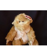 TY 1993 Attic Treasures Collection MORGAN the Monkey Retired  with Tags - $9.75