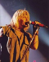 Vince Neil In-Person AUTHENTIC Autographed Photo COA SHA #48305 - $60.00