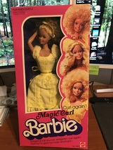 1981 Mattel Magic Curl Barbie Doll #3856 NIB - $58.95