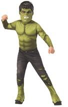 Hulk Avengers Endgame Marvel Superhero Fancy Dress Up Halloween Child Co... - $27.99