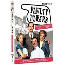 Fawlty Towers:The Complete Collection [DVD 2009 3-Disc Set New] BBC TV S... - $39.99