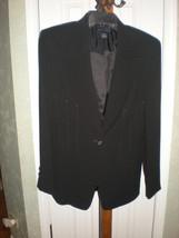 Anne Klein Black Classic Blazer - 8 - $47.99