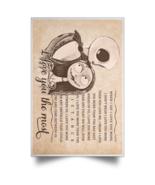 Sally & Jack Skellington I Love You The Most POSPO Satin Portrait Poster - $19.00+