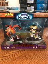 Skylanders Imaginators Crash Bandicoot Thumpin' Wumpa Islands Adventure Pack - $39.48