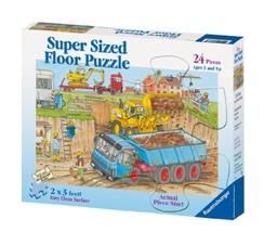 Ravensburger Construction Duty - 24 Piece Floor Puzzle - $48.59