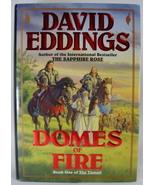 Domes of Fire Book 1 Tamuli David Eddings 1993 1st - $4.94