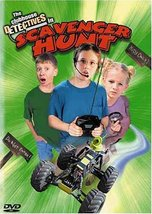 The Clubhouse Detectives - Scavenger Hunt [DVD]