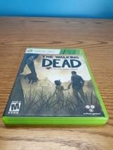The Walking Dead A Telltale Games Series (Microsoft Xbox 360, 2012)  - $6.88