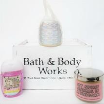 Bath and Body Works My Spirit Animal Mini Candle, Daydream Pocketbac Holder - $19.74