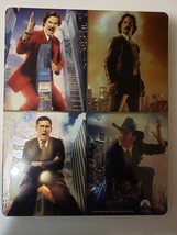 Anchorman 1 and 2 Limited Edition Steelbook [Blu-Ray + DVD] image 2
