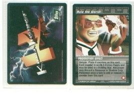 KILLER INSTINCT CARD GAME Rule the World PROMO card CCG - $8.00