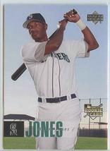 ADAM JONES RC SP 2006 Upper Deck #1181 Mariners SHORT PRINT ROOKIE Baseb... - $7.99