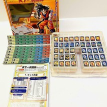 Dragon Ball Z Tenkaichi Budo tile Donjara Mahjong Used - $54.45