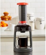 One Cup Coffee Maker Specialty Brewer Single Mug Hand Pump Press K-Cup P... - $27.49