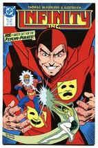Infinity Inc. #32 Green Fury becomes Green Flame  DC NM- - $27.74