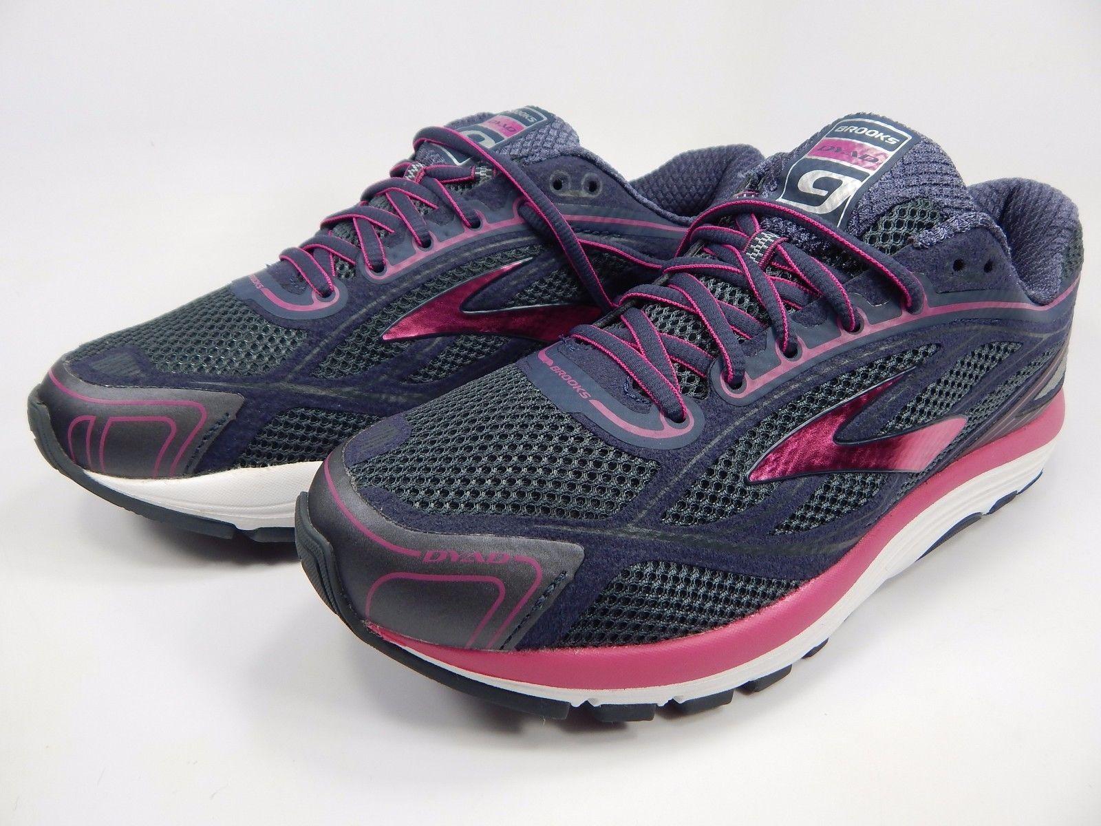 Brooks Dyad 9 Women's Running Shoes Size US 9 M (B) EU 40.5 1202231B442 Blue