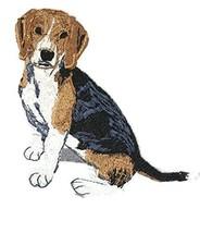 Amazing Custom Dog Portraits[ Beaglel ]Custom and Unique] Embroidered Ir... - $9.89