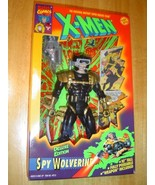"""Marvel Comics X-Men Spy Wolverine 10"""" Deluxe Action Figure - $29.69"""