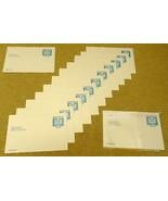 USPS Scott UZ2 UZ3 13c 14c Official Business Postal Card Great Seal Qty 13 - $11.50