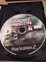 Sony PS2 Tom Clany's Ghost Recon image 3