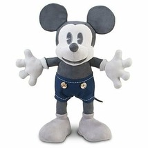 D23 Exclusive 25th Anniversary Mickey Mouse Plush Toy -- 18'' H - $29.35