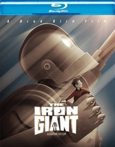 Iron Giant (Blu-Ray/Signature Edition)