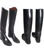 Handmade Leather Riding Boots Equestrian Riding Boots Real Leather Boots... - $319.90