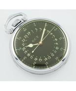 Hamilton Base Metal GCT WWii 4992B Pocket Watch - $831.60