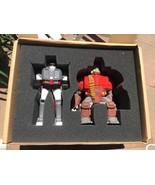 Transformers Collectors Club Megatron Spacewarp Optimus Prime HI-Q NIB B... - $193.33