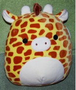 "Squishmallows GARY GIRAFFE 9""H Plush NWT - $10.88"
