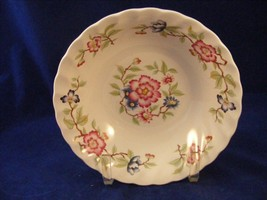4 Rare Franciscan China Mandarin 5 3/8 Dessert Bowls - $19.95