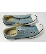 Converse All Star Athletic Women or Kid Sz. 6 Shoes Washed Denim 162116F - $45.00