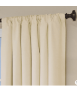 Kendall Thermaback Blackout Curtain (1) Panel - Eclipse New  - $8.80