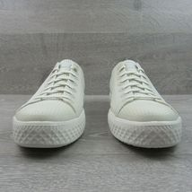 Converse CTAS Modern OX Buff White Shoes Size 9.5 Mens NEW 156652C image 4