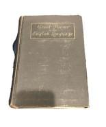 Great Poems of the English Language: Anthology of Verse - 1927 HC- 1,502... - $14.80