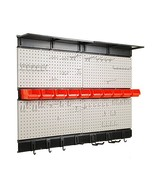 Ultrawall Garage Storage, 48x36 inch Pegboard with Hooks Garage Storage ... - $104.92