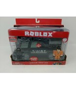 Roblox Action Collection - Jailbreak: SWAT Unit Vehicle Playset New - $24.74