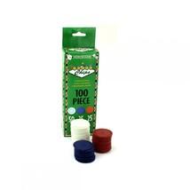 Plastic Poker Chips GL138 - $58.86
